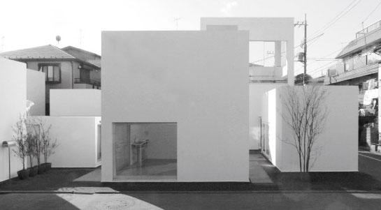 築文化講演会2007 「近作について」 講師:西沢 立衛氏